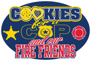 Cookies for a Cop campaign logo