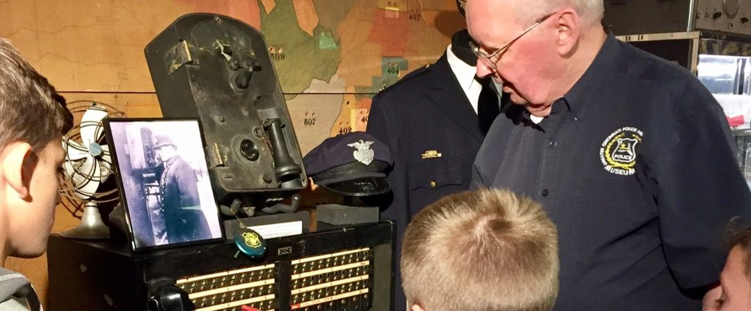 Our visit to the Greater Cincinnati Police Museum