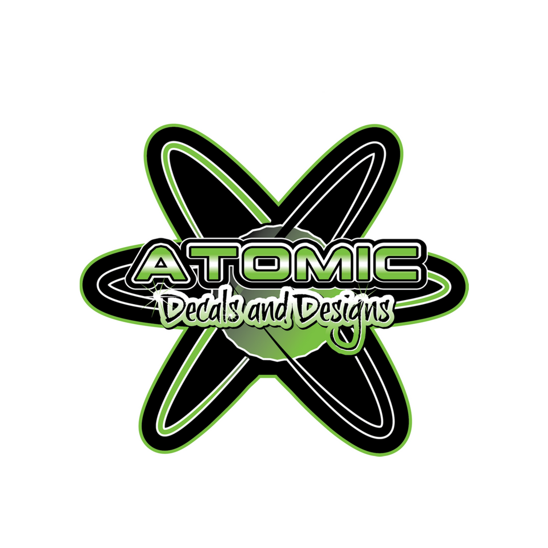 Atomic Decals and Designs